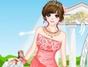 لعبة تلبيس العروسة الخجولة