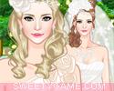 لعبة تلبيس اميرة العرائس