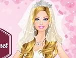 لعبة تلبيس العروسة باربي